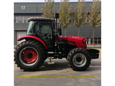泰安泰山2104F輪式拖拉機