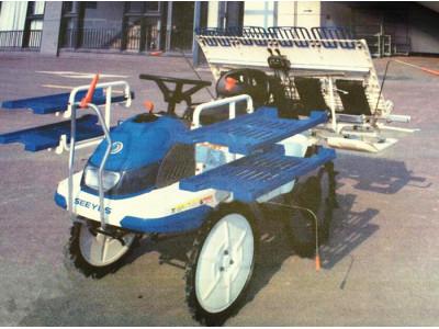 星莱和2ZG-4Q乘坐式水稻插秧机