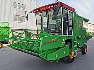 泰利农王4LZ-8A型自走式小麦联合收割机