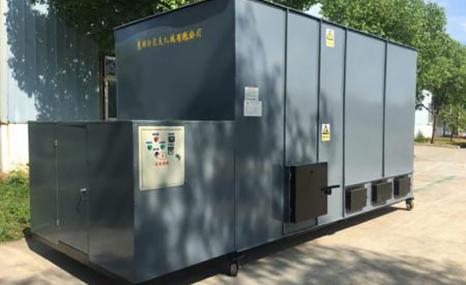 新农夫XNF-5LR-90#型生物质热风炉