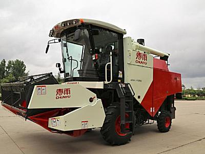 春雨MC H80(4LZ-8CZ)谷物聯合收割機