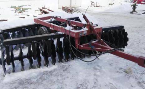 五五机械1BZ-440液压偏置重型耙