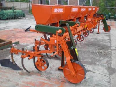 五五机械3ZF-5.4中耕追肥机