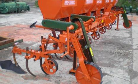 五五機械3ZF-5.4中耕追肥機