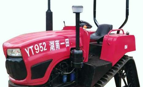 湖南一田YT-952轻型履带拖拉机
