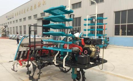 德棵2ZTQ-6300型乘坐式高速水稻插秧机