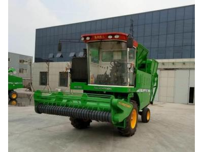 泰利农王4HZJ-2500花生捡拾收获机