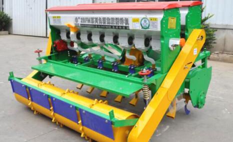 淮北華豐2BFG-8(6)(160)旋耕施肥播種機