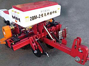 黑龙江勃宏2BM-2牵引强压式免耕播种机