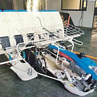 田地2ZW-6(300)水稻插秧机