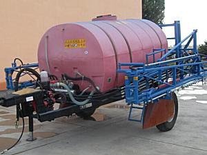 兴旺3WP-4200牵引式喷杆喷雾机
