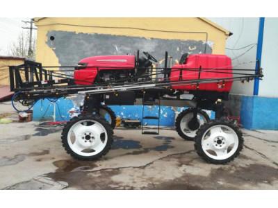 山东牧阳3WPZ-700LC自走式水旱两用喷杆喷雾机