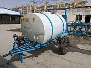 慧农机械3WP-2000A喷杆式喷雾机