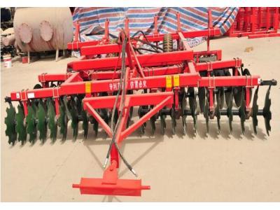 慧农机械1ZL-4.2联合整地机