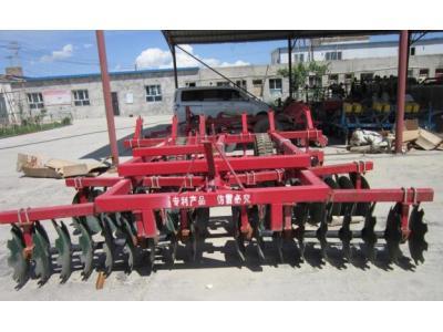 慧农机械1ZL-2.8联合整地机