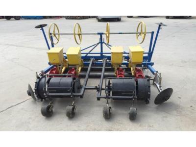 慧农机械2MBJ-1/4铺膜播种机