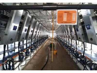 上海麦喀斯9JBD-48挤奶机