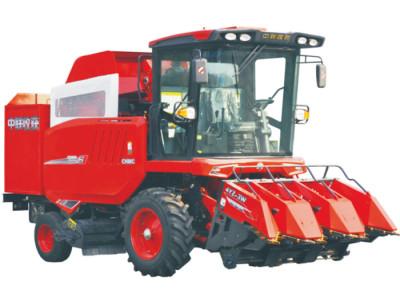 中聯收獲4YZ-3W自走式玉米收獲機