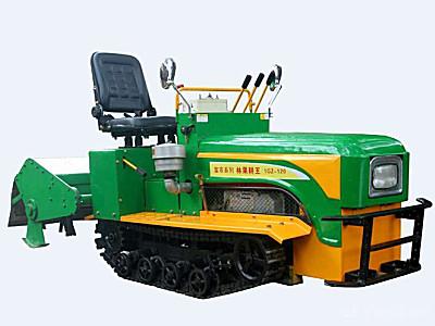 湖南富农1GZ-120履带自走式旋耕机