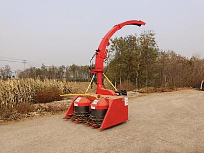 萬邦4QX-1600背負式青飼料收獲機