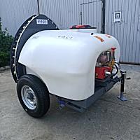 甲壳虫Q1000牵引式风送果园打药机
