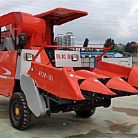 凱粒萊4YZP-3D玉米收獲機