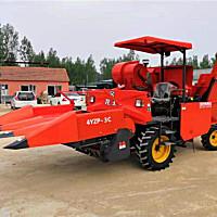 凱粒萊4YZP-3C玉米收獲機