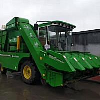 嘉駿4YZQ-5玉米收獲機