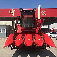 隆硕4YZB-4玉米收获机