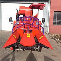 順昆4YZP-2A玉米收割機