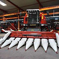 東金戈梅利4YZQ-8玉米收獲機