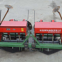 金璞2MBY-3/6玉米鋪膜播種機