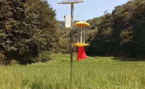 尚科tdz44果园农场太阳能杀虫灯