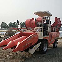 金達威4YZP-2H玉米收獲機