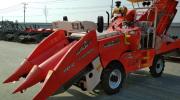 金达威4YZP-2C自走式玉米收获机