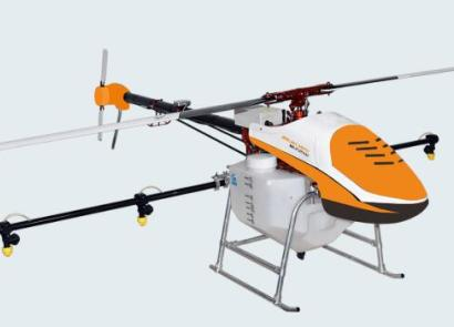 航天巴山D10四旋翼植保無人機