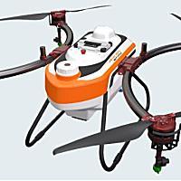 航天巴山M12植保無人機