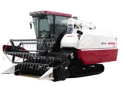 洋馬YH1180(4LZ-4.5A)全喂入稻麥聯合收割機