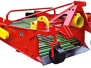 河南豪丰4UW-120马铃薯挖掘机