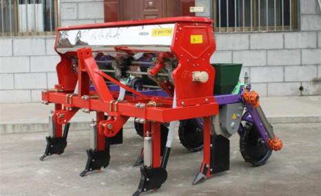 西安户县双永2BMF/S-3玉米免耕精量播种机