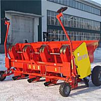 德沃2CM-4馬鈴薯種植機