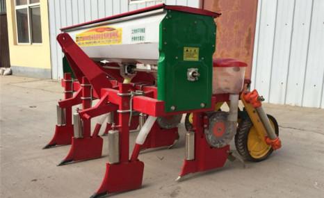 科海廷2BSJM-3玉米施肥精量免耕播種機