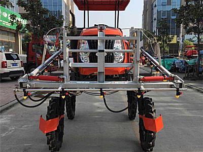 埃森SWAN3WP-700自走式喷杆喷雾机