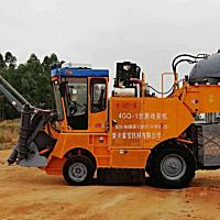 雷寶機械4GQ-1甘蔗收獲機