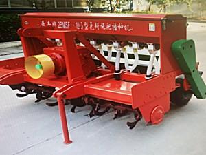 豪丰2BMSF-105免耕施肥播种机