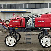 大丰3WPZ-1000喷杆喷雾机