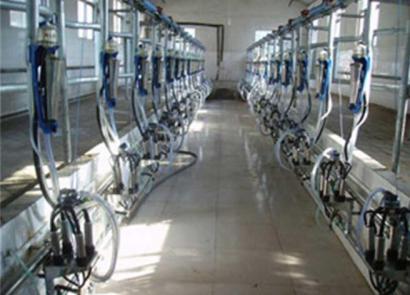 永济9J-YJZD-2X10鱼骨式挤奶机