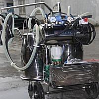 优利农9JN-YD-2移动式挤奶机