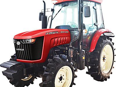 沃得奥龙DX1204-1轮式拖拉机