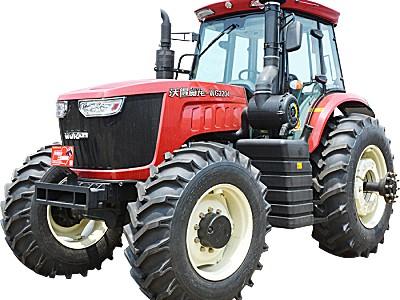 沃得奧龍WG2204輪式拖拉機